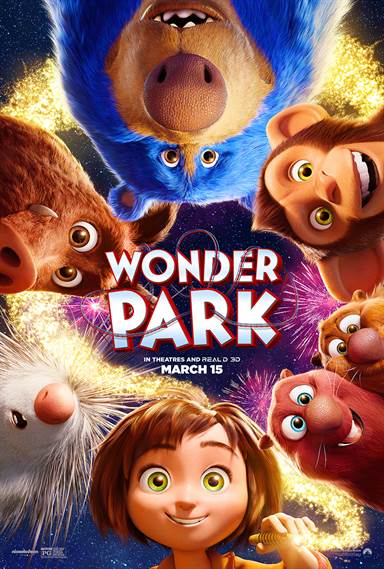 Wonder Park © Paramount Pictures. All Rights Reserved.