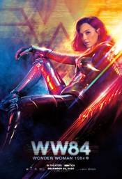 Wonder Woman 1984 Theatrical Review