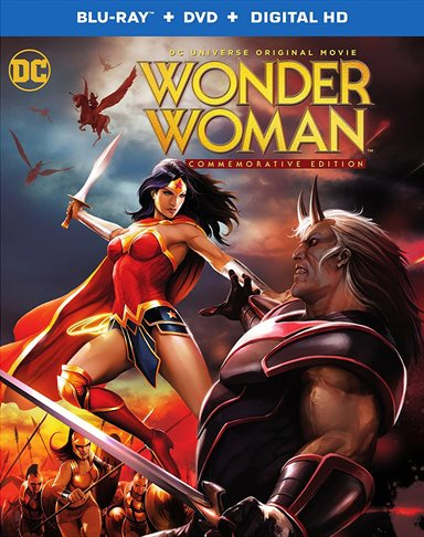 Wonder Woman Commemorative Edition Blu-ray Review