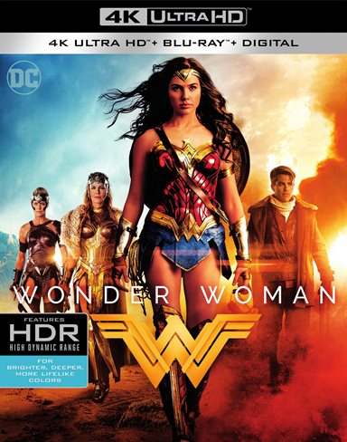 Wonder Woman 4K Ultra HD Review