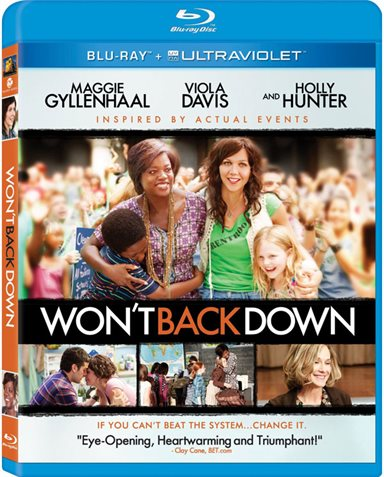Won't Back Down Blu-ray Review