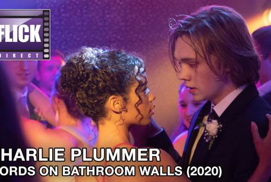 Charlie Plummer Talks About Words on Bathroom Walls