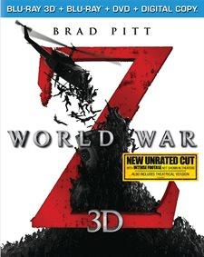 World War Z Blu-ray Review