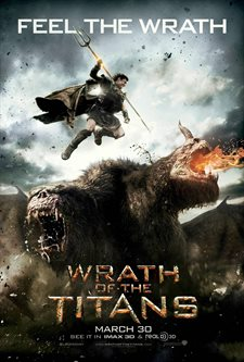 Wrath of the Titans Theatrical Review