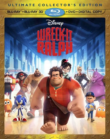 Wreck-It Ralph Blu-ray Review