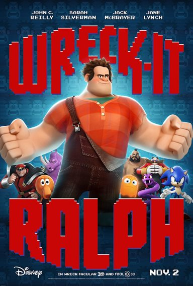 Wreck-It Ralph Theatrical Review