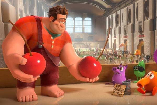 Wreck-It Ralph © Walt Disney Pictures. All Rights Reserved.