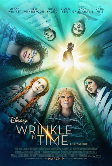A Wrinkle in Time Theatrical Review