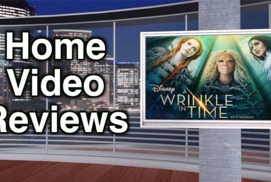 Home Video Reviews