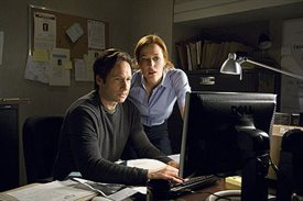 X-Files: I Want to Believe © 20th Century Fox. All Rights Reserved.