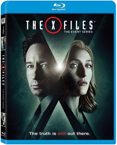 The X-Files Miniseries Blu-ray Review