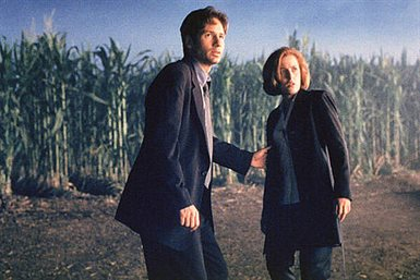 X-Files: Fight The Future © 20th Century Fox. All Rights Reserved.