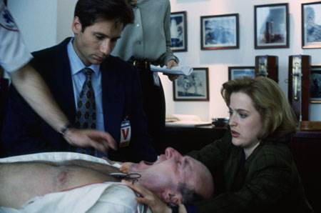 X-Files © 20th Century Fox. All Rights Reserved.