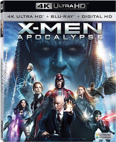 X-Men: Apocalypse 4K Ultra HD Review