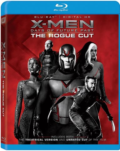 X-Men: Days of Future Past (The Rogue Cut) Blu-ray Review