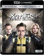 X-Men: First Class 4K Ultra HD Review