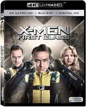 X-Men: First Class 4K Ultra HD Review