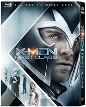 X-Men: First Class Blu-ray Review
