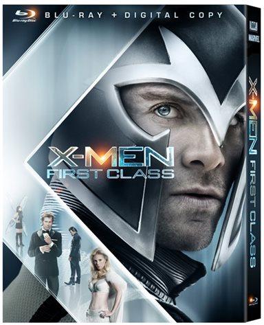 X-Men: First Class Blu-ray Review