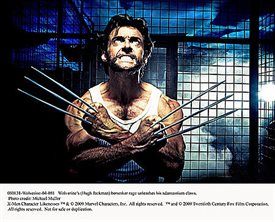X-Men Origins: Wolverine © 20th Century Fox. All Rights Reserved.