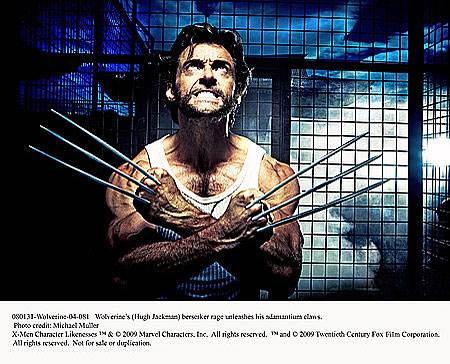X-Men Origins: Wolverine © 20th Century Studios. All Rights Reserved.