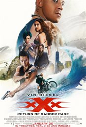 xXx: The Return of Xander Cage Theatrical Review