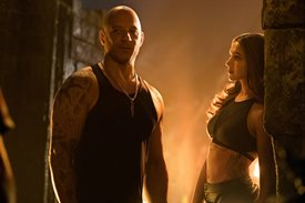 xXx: The Return of Xander Cage © Paramount Pictures. All Rights Reserved.