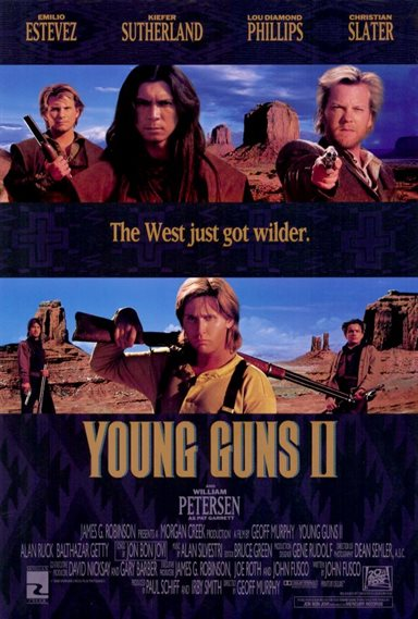 Young Guns II © 20th Century Fox. All Rights Reserved.