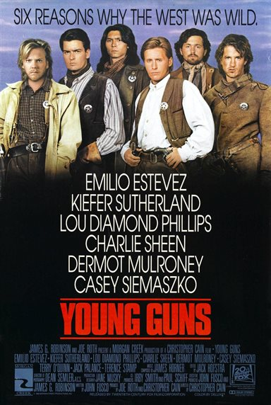 Young Guns © 20th Century Fox. All Rights Reserved.