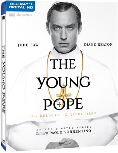 The Young Pope Blu-ray Review