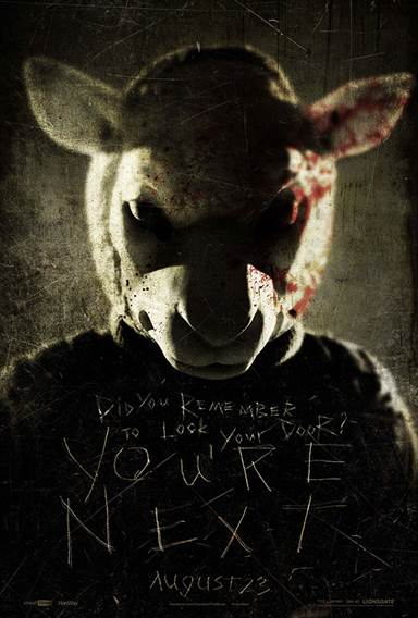 You're Next © Lionsgate. All Rights Reserved.