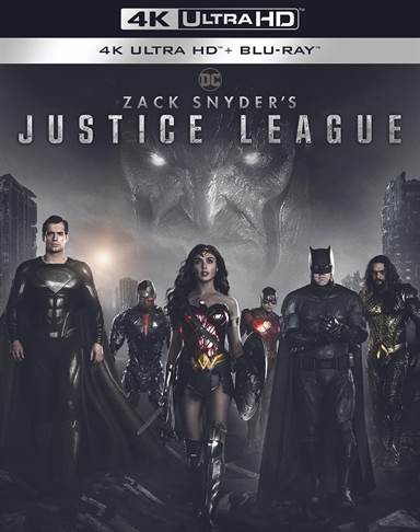 Zack Snyder's Justice League 4K Ultra HD Review