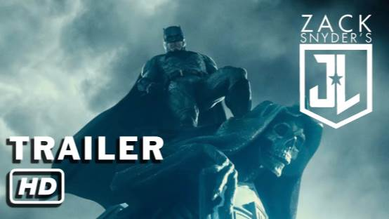 The Snyder Cut Trailer | DC Fandom