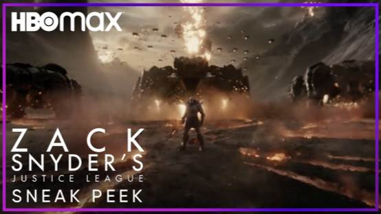Zack Snyder's Justice League | Sneak Peek