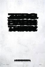 Zero Dark Thirty Theatrical Review