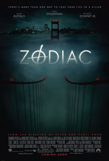 Zodiac © Paramount Pictures. All Rights Reserved.