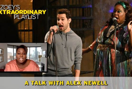 Alex Newell Interview