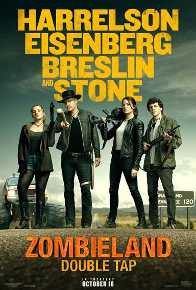 Zombieland: Double Tap © Universal Pictures. All Rights Reserved.