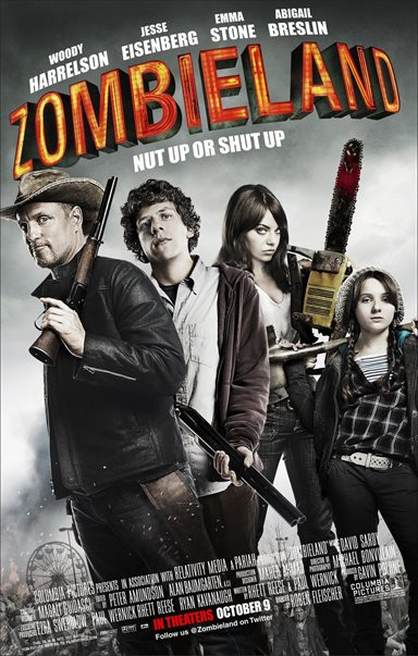 Zombieland © Columbia Pictures. All Rights Reserved.