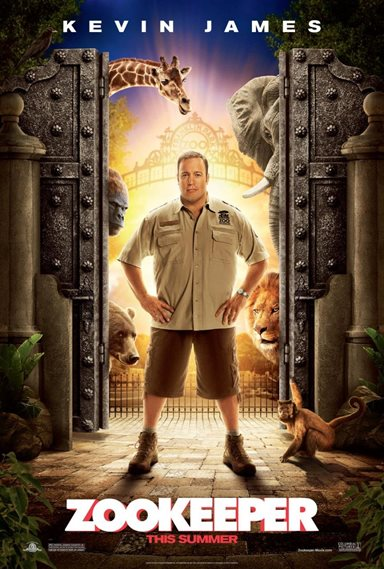 Zookeeper © Columbia Pictures. All Rights Reserved.