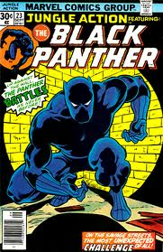 Marvel's Black Panther Film On the Horizon?