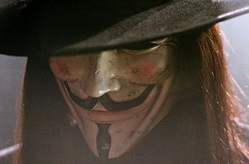 V for Vendetta Inspires Ron Paul Revolution