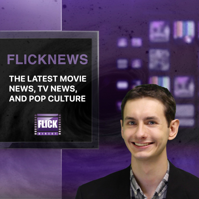 FlickThat Movie Podcast Artwork