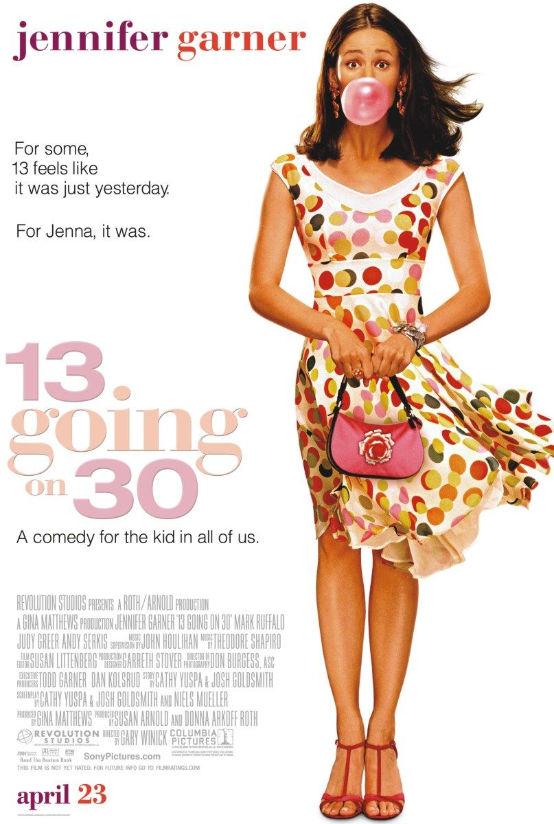 13 going on 30 movie reveiw Check out the exclusive tvguidecom movie review and see our movie rating for 13 going on 30.