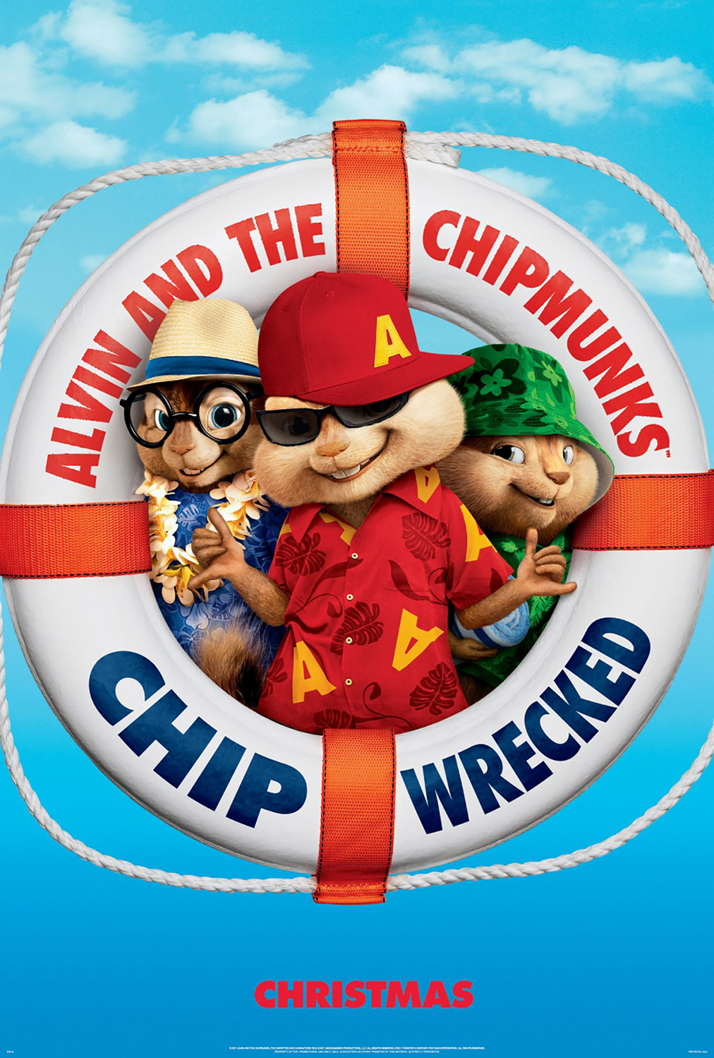 Alvin and the Chipmunks: Chipwrecked (2011), News, Clips, Quotes ...