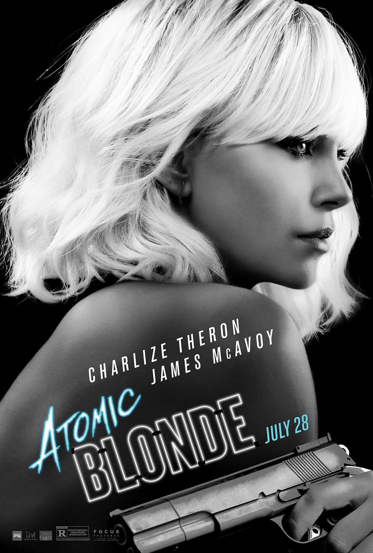Atomic Blonde Putlocker