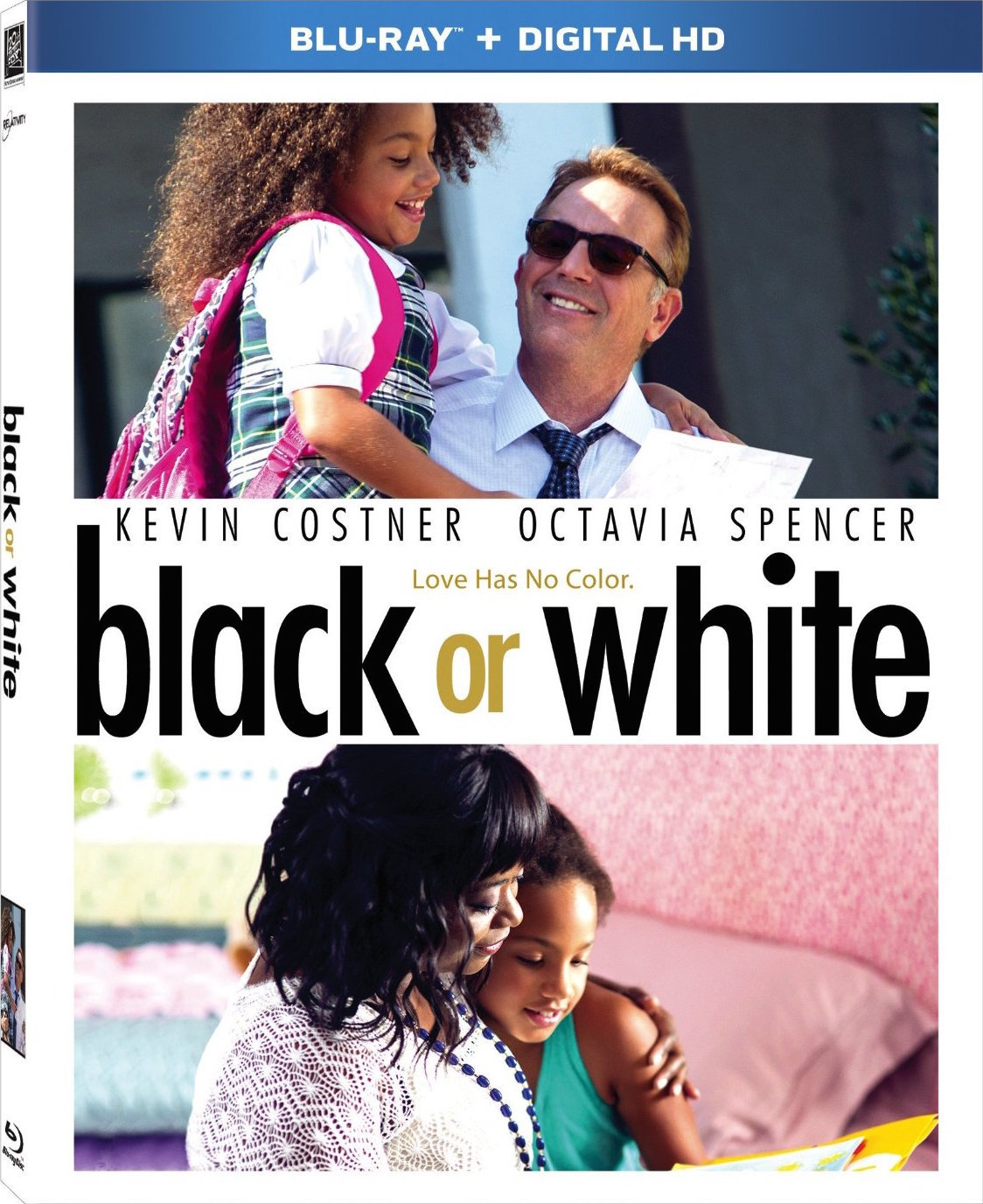 black or white Black or white 147,969 likes 63 talking about this there's more to family than what you see black or white, on blu-ray™ and dvd now.