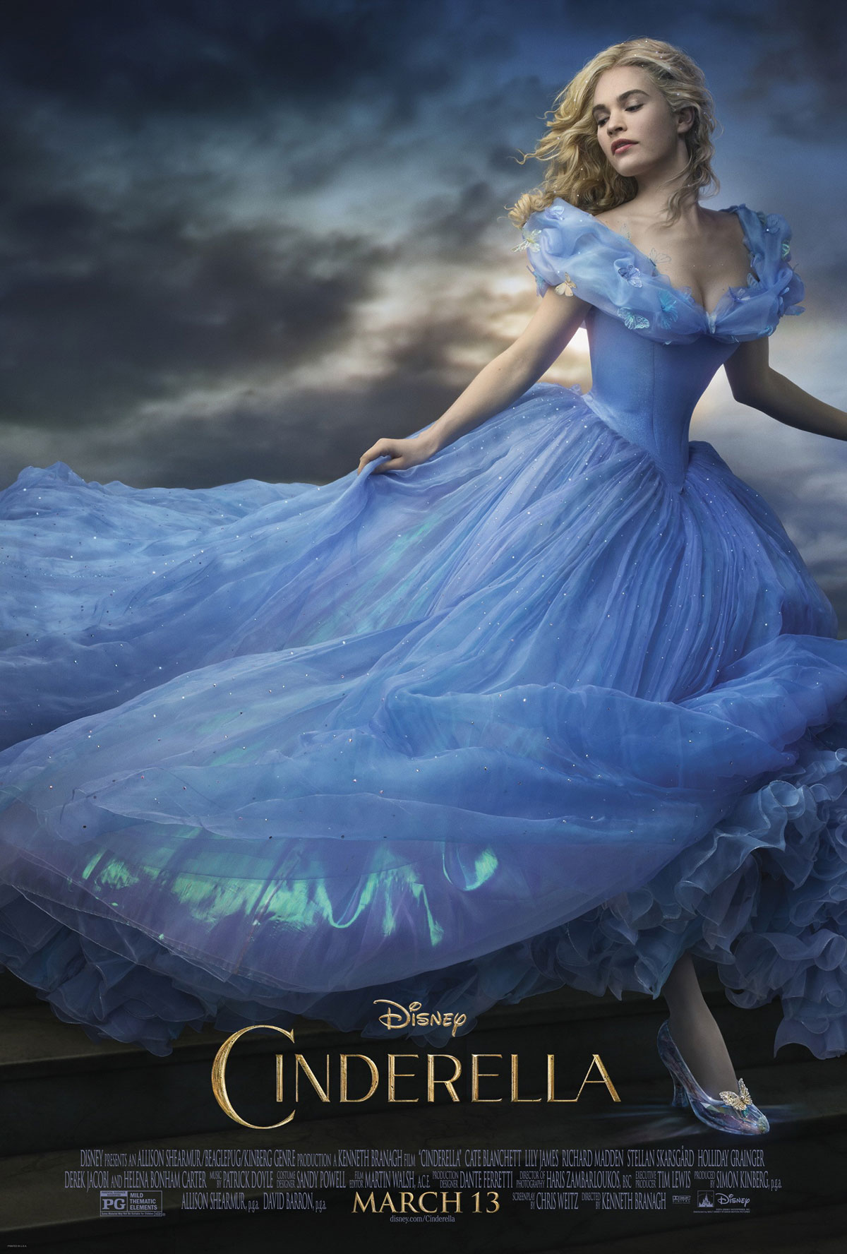 Cinderella 2015 News Clips Quotes Trivia Easter