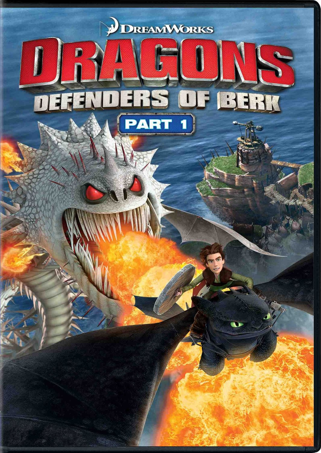 Dragons: Defenders Of Berk Part 1 Dvd Review, Dragons: Riders Of Berk   Flickdirect