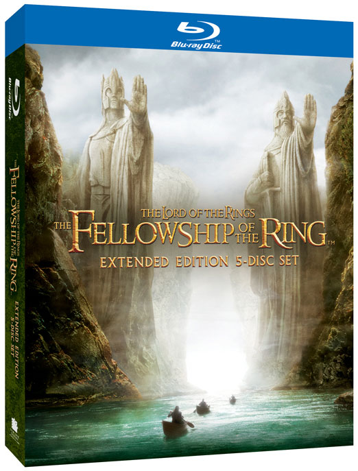 Making Of Lord Of The Rings Blu Ray
